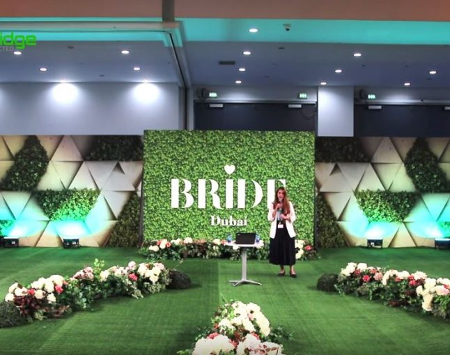 Bride Dubai Event of Emirates Specialty Hospital Production by Media Bridge