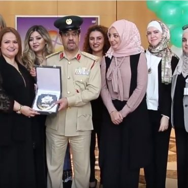 Dubai Police Event Organized By Media Bridge